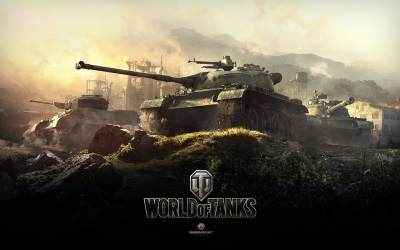 игра world of tanks