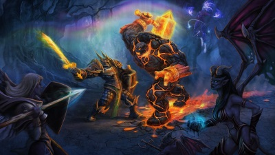 игра Heroes of Newerth