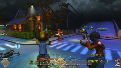 игра Monster Madness Online