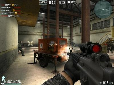 игра Combat Arms