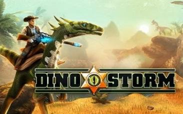 игра Dino Storm
