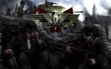 игра Heroes & Generals