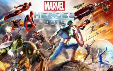 игра Marvel Heroes 2015