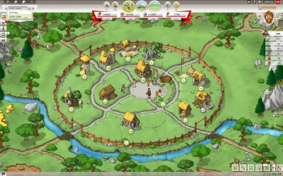 игра Travian Kingdoms