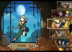 игра Ninja World online Naruto
