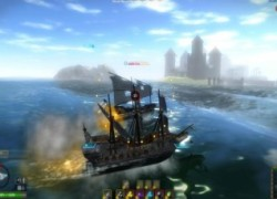 игра World of Sea Battle