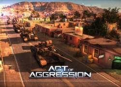 игра Act of Aggression