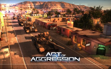 игра Act of Aggression