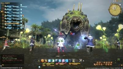 игра Final Fantasy – 14