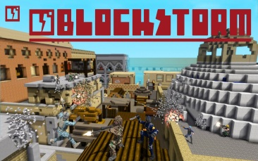 игра Blockstorm