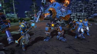 игра Warmachine: Tactics