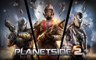 игра PlanetSide 2