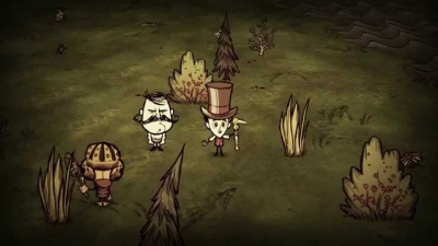 игра Don`t Starve Together
