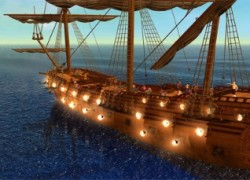 игра Pirates of the Burning Sea