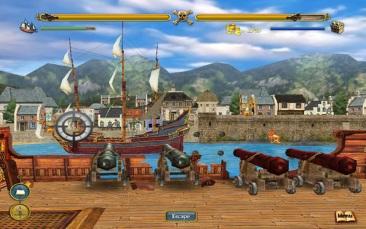 игра Sid Meiers`s Pirates