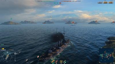 Игра World of Warships