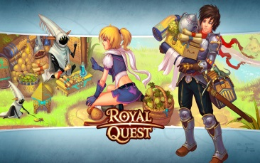 игра Royal Quest