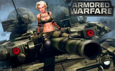 игра Amored Warface