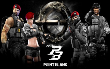 игра Point Blank