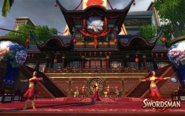игра Swordsman