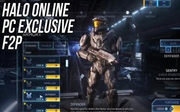 игра Halo online