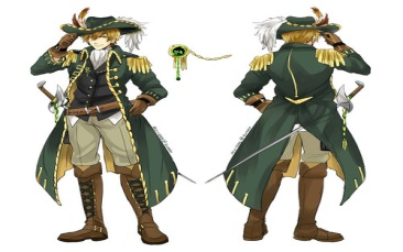 игра Anime Pirate