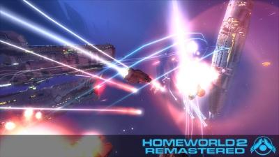 игра Homeworld 2: Remastered collection