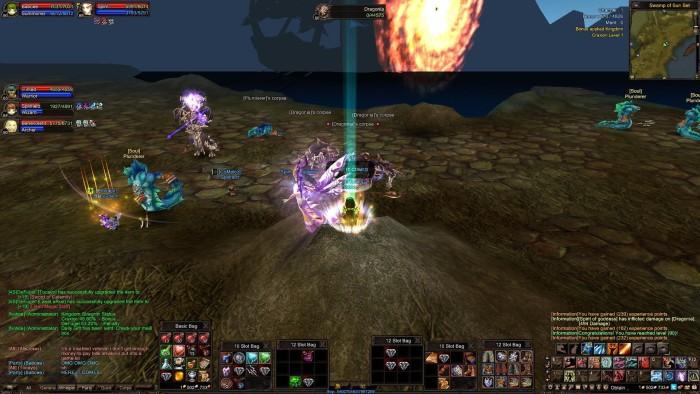 fantasy-mmorpg-mmo-games-4story-swamp-of-sunset-screenshot