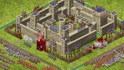 Игра Stronghold Kingdom