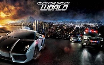 игра Need for Speed World