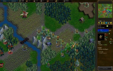 игра The Battle for Wesnoth