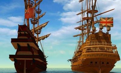игра Pirates of the Burning Sea